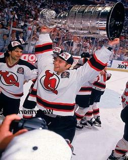 1995 New Jersey Devils Martin Brodeur 1st Stanley Cup Win Co