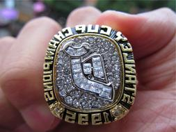 1995 New Jersey Devils Stanley Cup Championship Ring Replica