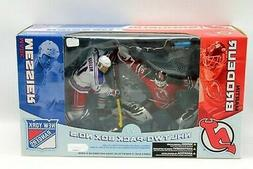 2003 Mark Messier & Martin Brodeur NHL Two-Pack Box No. 5 Co