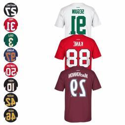 2017 NHL Reebok Official Premier Team Player Name & Number J