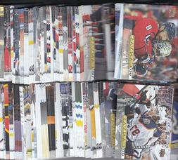 2019-20 19-20 UPPER DECK HOCKEY CANVAS PARALLEL'S PICK YOUR