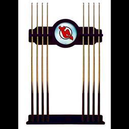 HOLLAND BAR STOOL CO. CueETudNJDevl New Jersey Devils Cue Ra