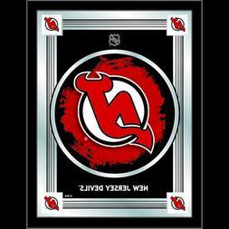 "HOLLAND BAR STOOL CO. MLogoNJDevl New Jersey Devils 17"" x 22"