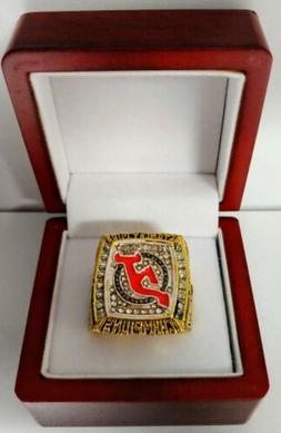 Jeff Friesen - 2003 New Jersey Devils Stanley Cup Hockey Rin