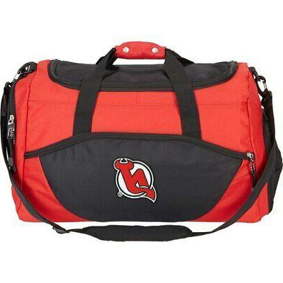 new jersey devils district duffel bag