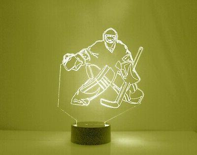 New Jersey Devils - - NHL Hockey Fan Lamp