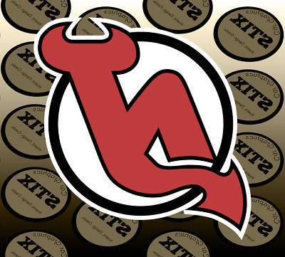 new jersey devils logo nhl die cut