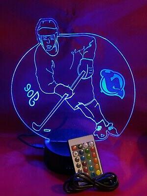 Hockey Light Lamp and Remote