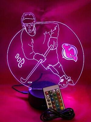 New Devils Hockey Player Light Up and Remote