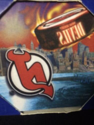NEW JERSEY DEVILS NHL Hockey COASTERS SET