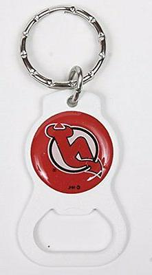 New Jersey Devils NHL Keychain & Keyring - Bottle Opener