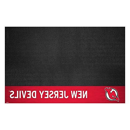 NHL Grill Doormat, New Jersey Devils