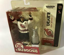 Martin Brodeur Figurine 2004 Stanley Cup NJ Devils Hockey Co