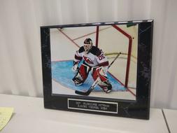 Martin Brodeur New Jersey Devils10 1/2 X 13 Black Marble Pla