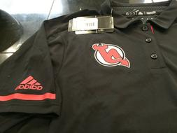 MENS NEW JERSEY DEVILS Adidas NHL Authentic S/S POLO SHIRT B