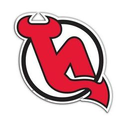 new jersey devils 12 inch car magnet