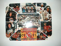 NEW JERSEY DEVILS 1995 SC CHAMPIONS OFFICIALLY LICENSED 8 X