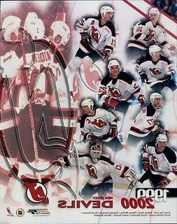 New Jersey Devils 1999-2000 Team Licensed NHL Unsigned Gloss