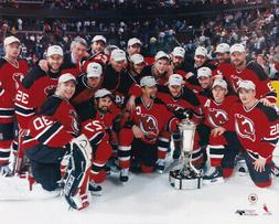 New Jersey Devils 2003 Eastern Conference Champions  8x10 Ph