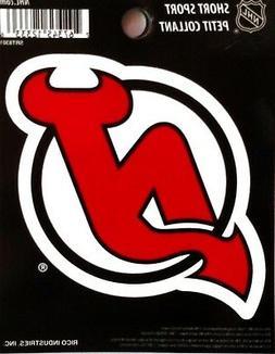 """New Jersey Devils 3"""" SSD Flat Vinyl Die Cut Decal Bumper Sti"""