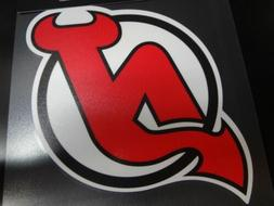 New Jersey Devils Colored Window Die Cut Decal Wincraft Stic