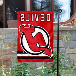 New Jersey Devils Garden Flag and Yard Banner