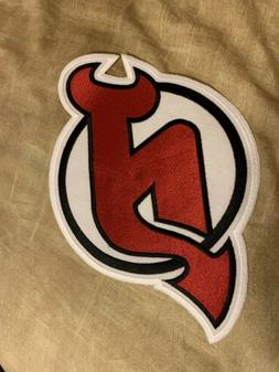 New Jersey Devils Large Crest Patch