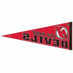 New Jersey Devils Nhl Full Size 12x30 Classic Carded Felt Pe