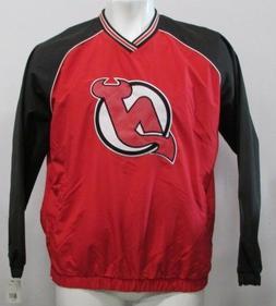 New Jersey Devils NHL G-III Men's Pullover Windbreaker Jacke