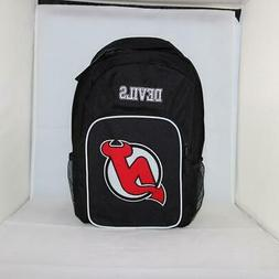 New Jersey Devils NHL Officially Licensed Southpaw Backpack