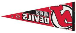 NEW JERSEY DEVILS Official NHL Hockey Logo Style Premium Fel