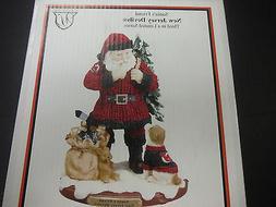NEW JERSEY DEVILS SANTAS FRIEND SANTA CLAUS CHRISTMAS FIGURI