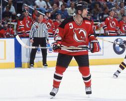 New Jersey Devils SCOTT STEVENS Glossy 8x10 Photo NHL Hockey
