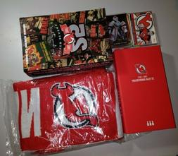 New Jersey Devils Souvenir Lot! 35TH Anniversary Box with Pi