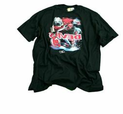 Reebok NHL Hockey Mens New Jersey Devils Screen Printed T-Sh