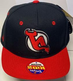 Zephyr NHL New Jersey Devils Boys Z11 Classic Snapback Hat /