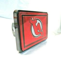 NHL New Jersey Devils Trailer Hitch Cap Cover Universal Fit