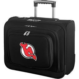 NHL New Jersey Devils Wheeled Laptop Overnighter