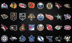 NHL Wall Decals 24""