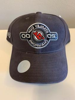 NWT! Vintage NEW ERA New Jersey NJ Devils NHL 2000 Stanley C
