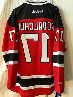 Reebok Premier NHL New Jersey Devils Ilya Kovalchuk Jersey R